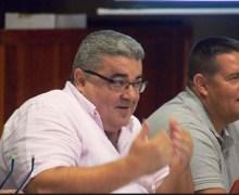 El CB San José Obrero felicita a Blas Parrilla, presidente de la FECANBM