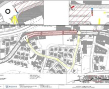 El Ayuntamiento de Tías avisa de cambios en el tráfico del centro de Tías, por las obras en la Avenida Central