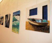 Yaiza muestra arte para ver y tocar: 'Emocional'