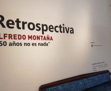"La Casa de la Cultura Agustín de la Hoz ya acoge ""Retrospectiva"" de Alfredo Montaña"