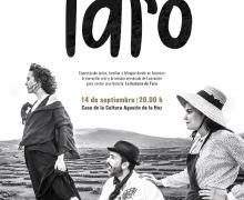 Taro, un espectáculo sensorial en homenaje a César