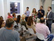 Los comerciantes de Costa Teguise inician su camino hacia el asociacionismo