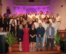 Calicanto llena el Convento Santo Domingo de la Villa de Teguise de Voces Solidarias