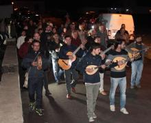 La Asociación de Vecinos El Parral de El Islote recupera la tradición navideña