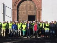 Teguise contará con 81 desempleados del municipio para cubrir servicios de limpieza y mantenimiento de jardines