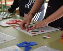 Lanzarote aspira a conseguir un récord mundial de puzzles en la 'I Semana conejera de las Matemáticas' y 'IV del Encuentro del Reto Nacional de Puzzles'