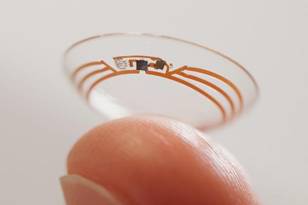 Google gets into medtech: Tech giant unvels plans 'smart' contact lens