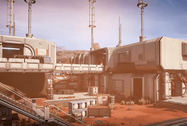 Multiplayer: Firebase Sandstorm
