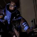 Garrus Vakarian auf Omega in Mass Effect 2