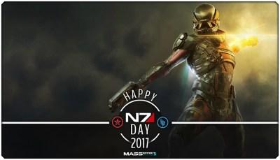 N7 Day 2017 - 10 Jahre Mass Effect
