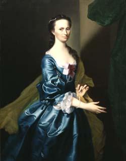 MHS Collections Online Mary Otis Gray Mrs John Gray