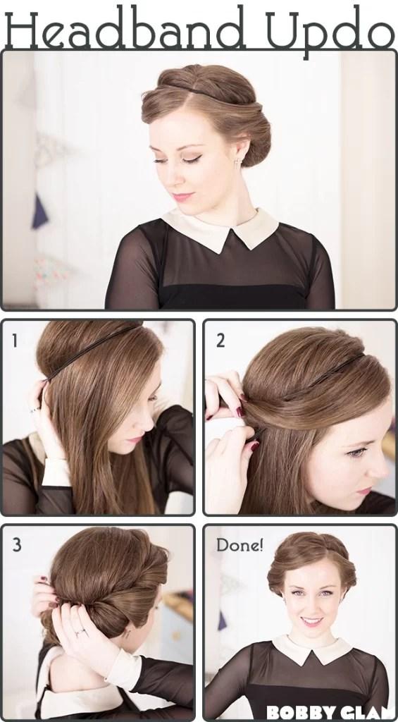 headband-updo