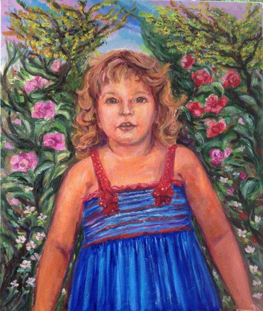 Massimiliana Bettiol Ritratto di Angela