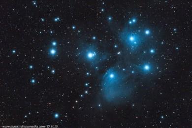 Pleiadi (M45)