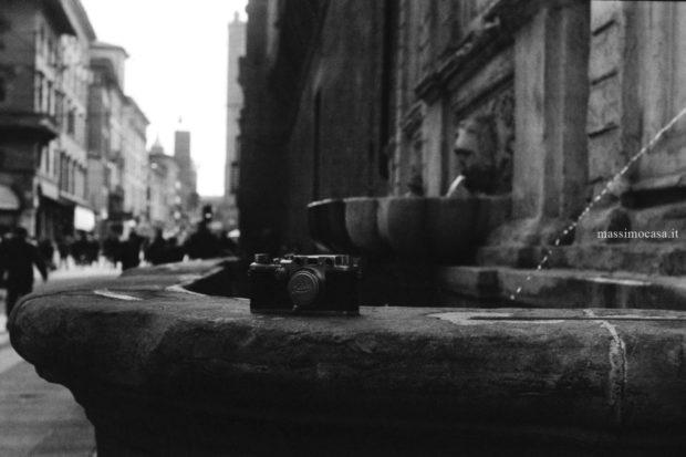 Leica IIF Trix 400