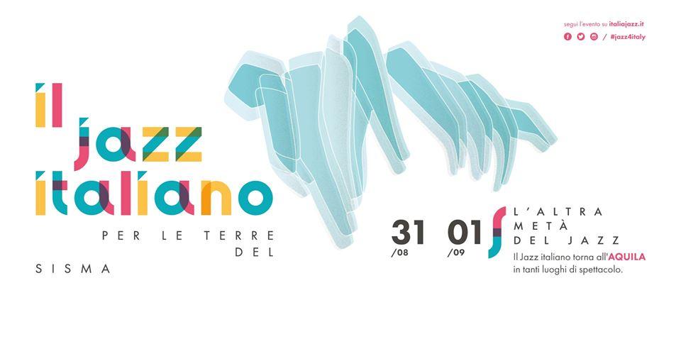 Il Jazz Italiano per le Terre del Sisma 2019