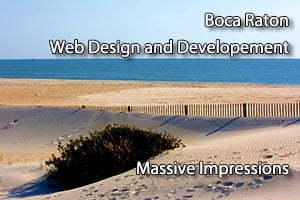 Boca Raton Website Design and Development