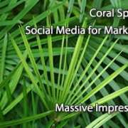 Coral Springs Social Media for Marketing
