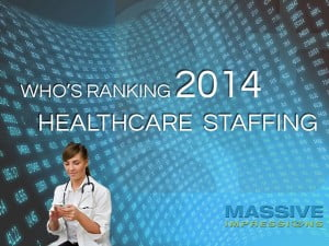 healthcare staffing industry seo