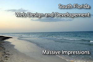 south florida web design and developement