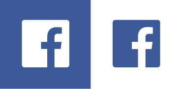 social media logos. facebook-icons social media logos