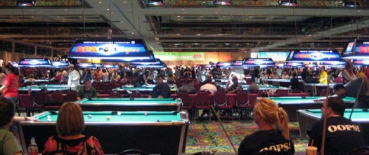 those two peeps in the lower right corner won the 8-ball scotch doubles... $6,500!