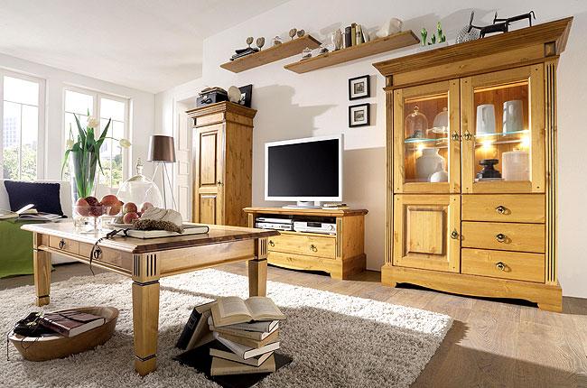 wohnzimmer im landhausstil landhausstil esszimmer kiefer mobel