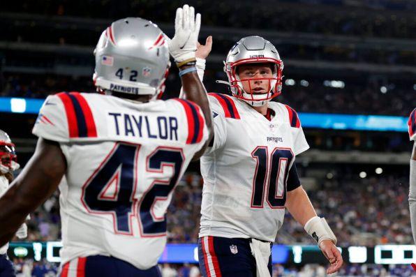 Mac Jones 'earned' Patriots starting QB job: Veterans teammates 'ready to  ride' with rookie - masslive.com