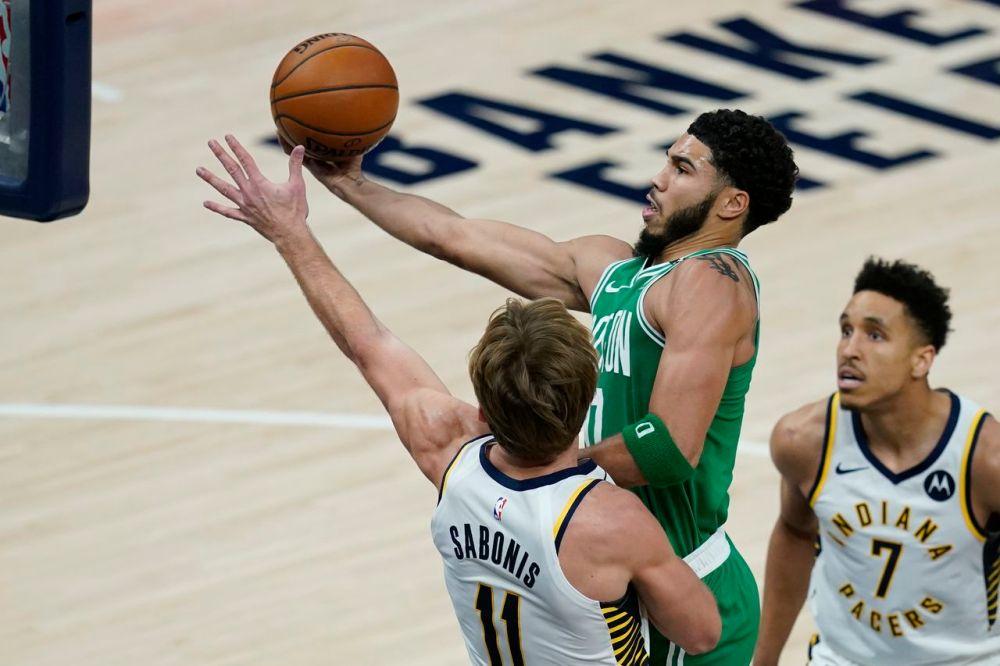 Celtics beat Pacers 116-111
