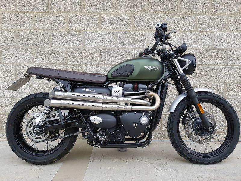 Ducati Scrambler 350 Anni 70 Kayamotorco
