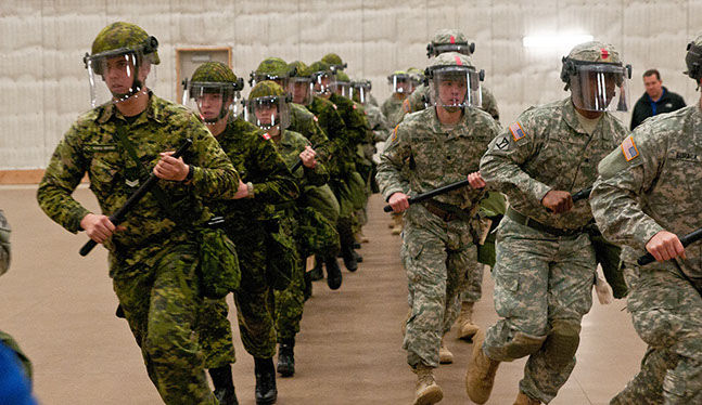 MANG and Canadian Forces Partnership | Massachusetts ...