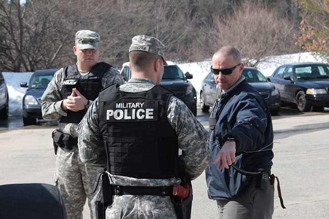Massachusetts Graduates the Nation's First Civilian Police ...