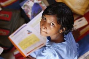 La educación es el principal arma de los paises pobres para alcanzar el desarrollo.