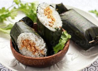 Resep dan Cara Membuat Nasi Bakar Seafood