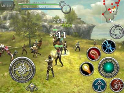 Example Action MMORPG (Massively Multiplayer Online RPG)