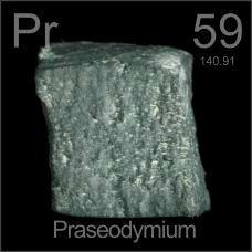 Praseodimium Praseodymium (Pr) Pengertian, Sejarah dan Kegunaan