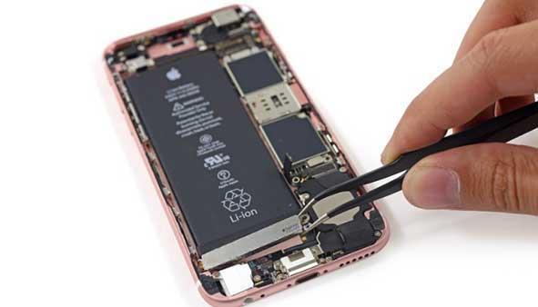 iPhone 7 Baterai
