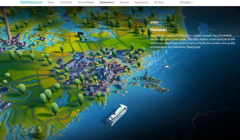 uso de la experiencia de usuario en sitios de viajes y turismo