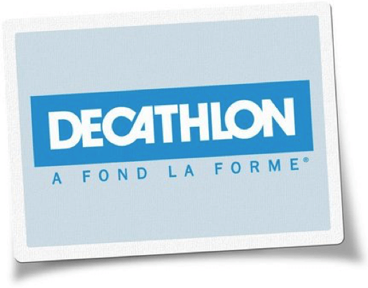 Image result for décathlon à fond la forme