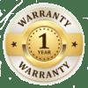 Masterbind USA 1 year warranty