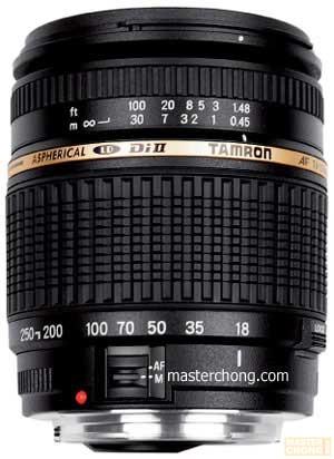 Lens Test: Tamron 18-250mm f/3.5-6.3 Di II Macro
