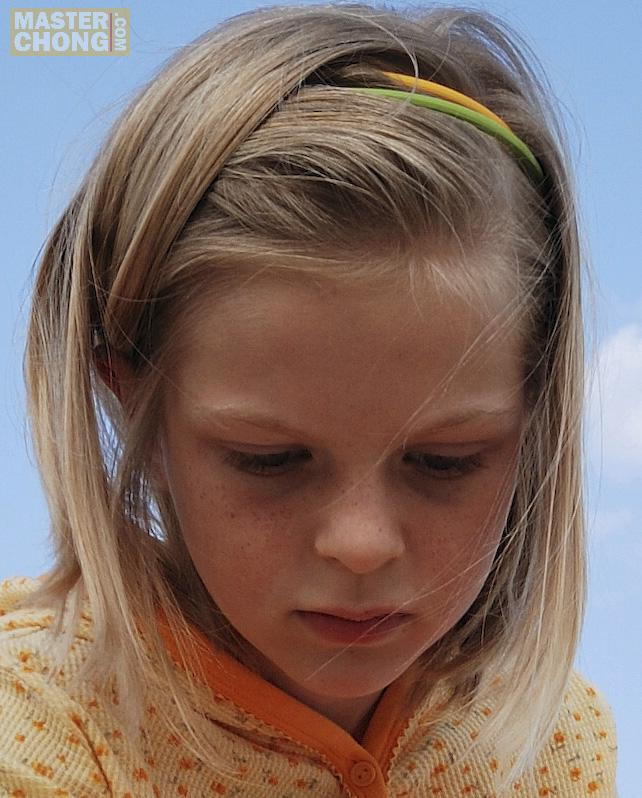 Nikon D60 Sample Photo  -  Girl