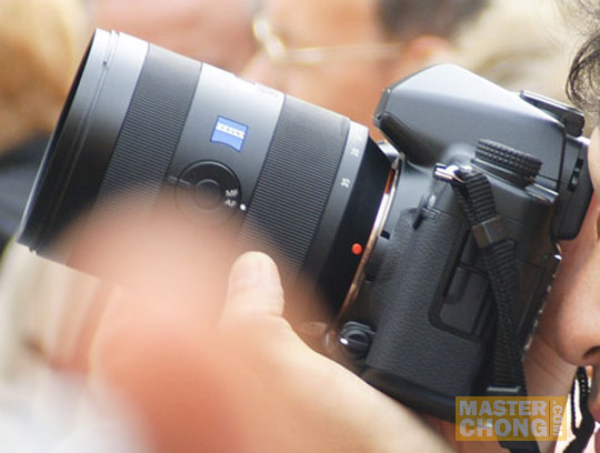 Sony Alpha a900 and 16-30mm F2.8 Spotted