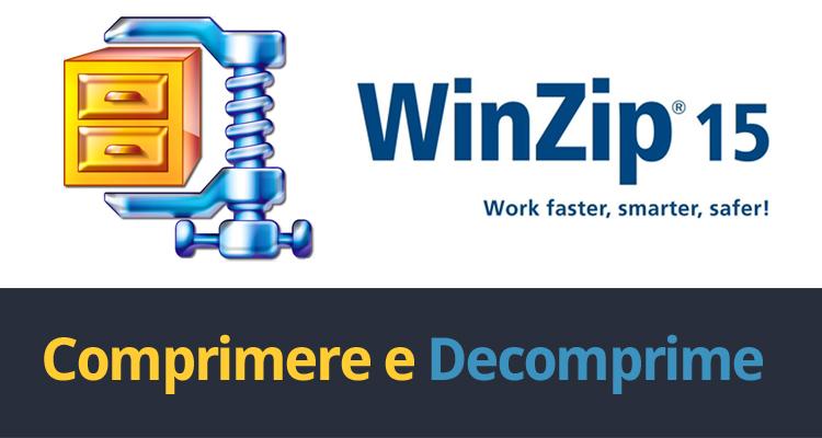 Comprimere e Decomprimere File Zip
