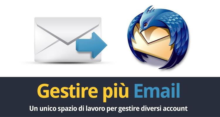 Gestire Più Account Email con Thunderbird