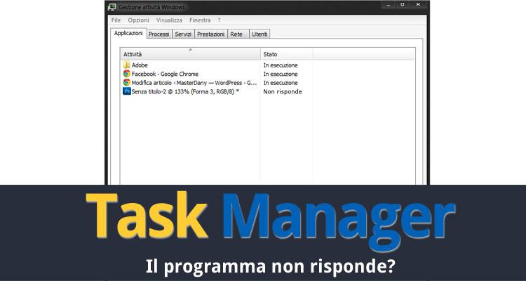 Gestione Attività e Task Manager