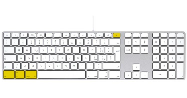 Come Spegnere il Mac dalla Tastiera