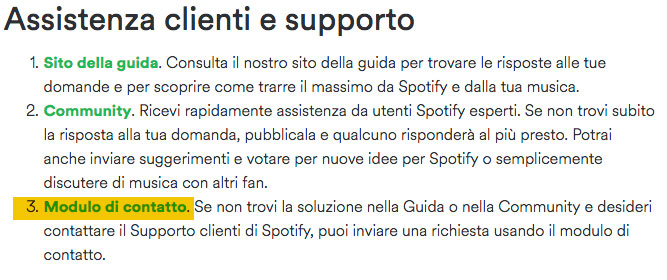 Come Eliminare un Account Spotify