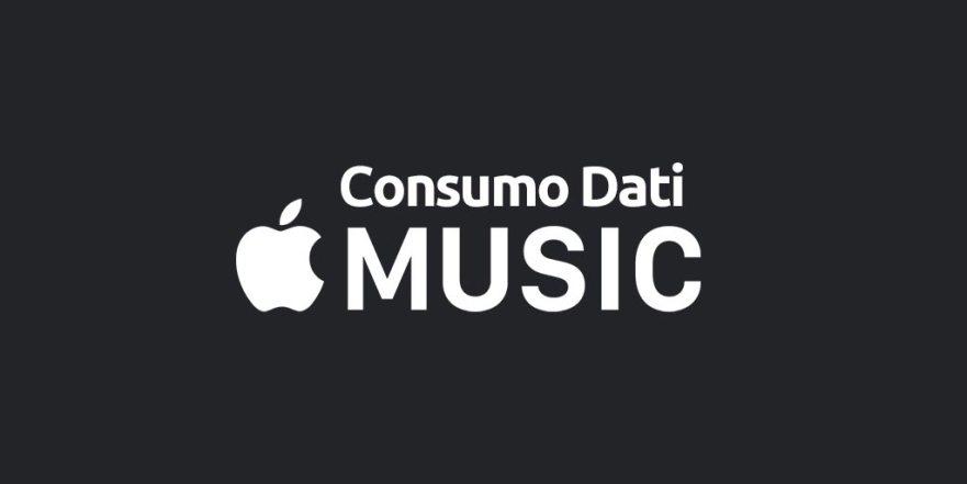 Gestire il traffico dati e il consumo eccessivo di Apple Music