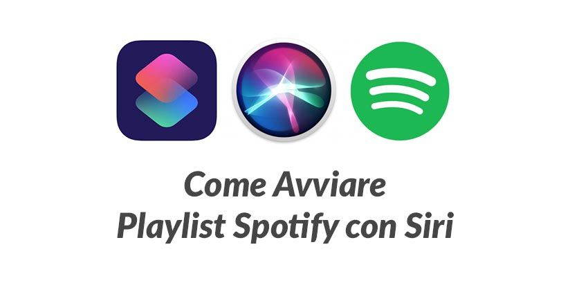 Come Avviare Playlist Spotify con Siri